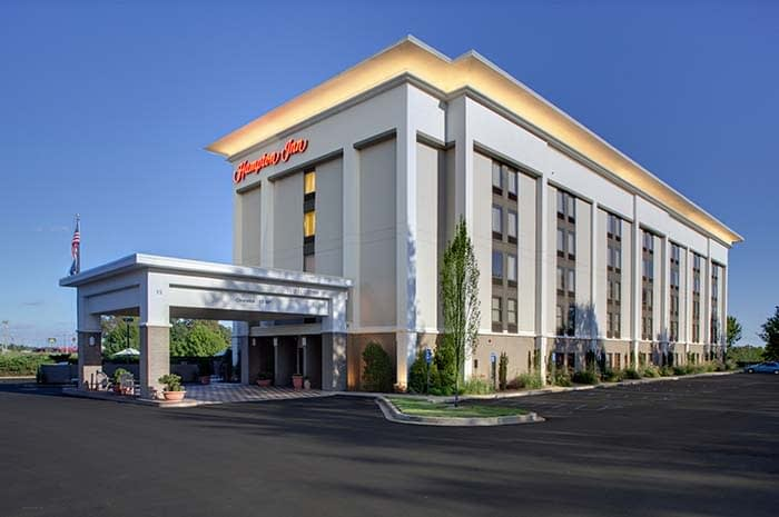 Hampton Inn Greenville GSP