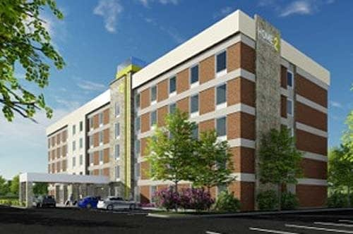 Home2Suites by Hilton Asheville