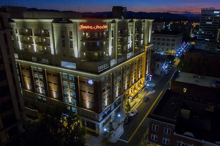 Hampton Inn & Suites by Hilton Roanoke Downtown