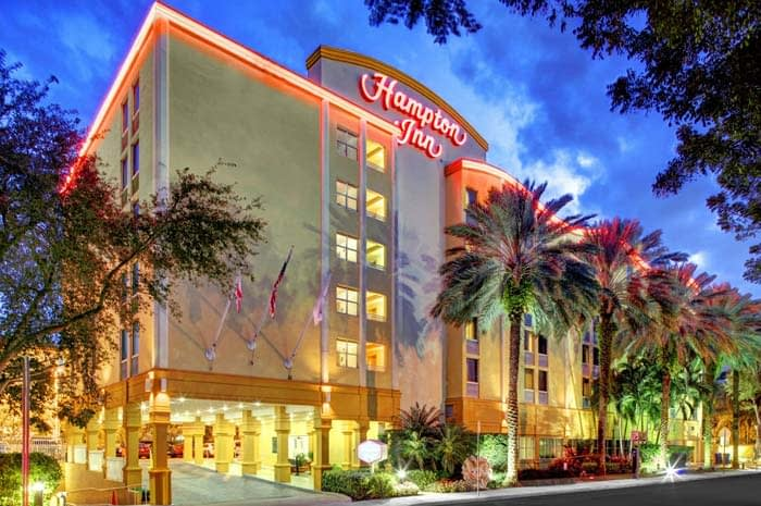 Hampton Inn by Hilton Coconut Grove