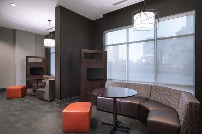 Courtyard by Marriott Baton Rouge Downtown - Business Pods